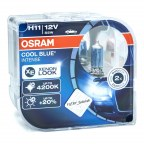 Osram Cool Blue Intense H11 12V 55W Duo Box