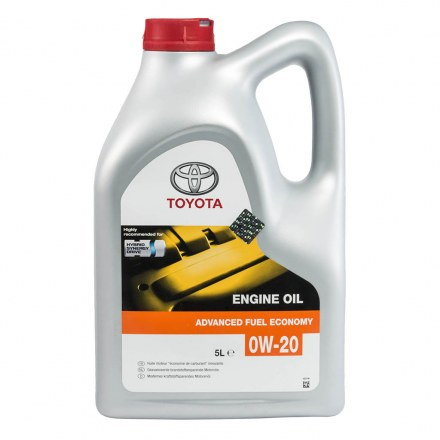 Toyota Engine Oil 0W20 5L