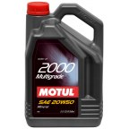 Motul 2000 Multigrade 20W-50 5L