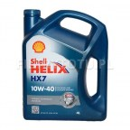 SHELL HELIX PLUS / HX7 10W-40 4L