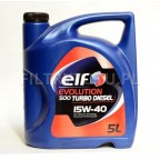 ELF EVOLUTION 500 TURBO DIESEL 15W-40 5L