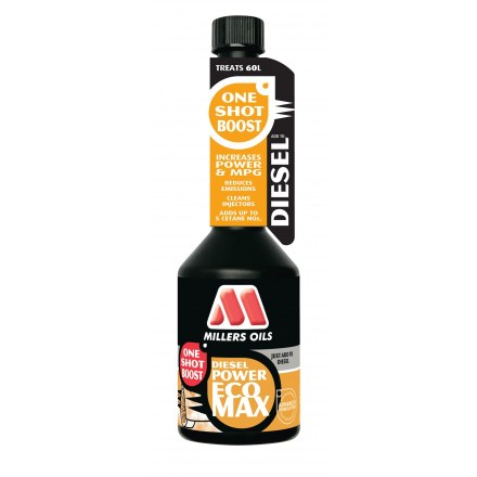 Millers Oils Diesel Power EcoMax One Shot Boost 0,25L