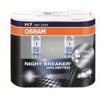 Osram H7 Night Breaker Unlimited Box 12V 55W (2 szt.)