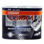 H1 OSRAM NIGHTBREAKER UNLIMITED BOX