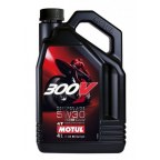 Motul 300v factory line road racing 5w-30 4l
