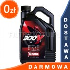 Motul 300v factory line road racing 5w-40 4l
