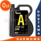 Bizol Allround 20W-50 4l