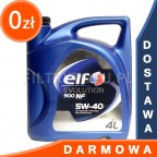 ELF evolution 900 nf (ldx / nf) 5w-40 4l