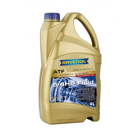 Ravenol ATF 5/4 HP Fluid 4L