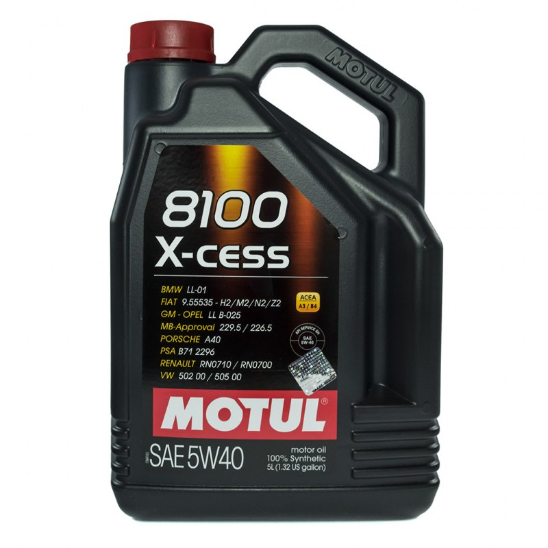 motul 8100 x cess 5w40 5l. Black Bedroom Furniture Sets. Home Design Ideas